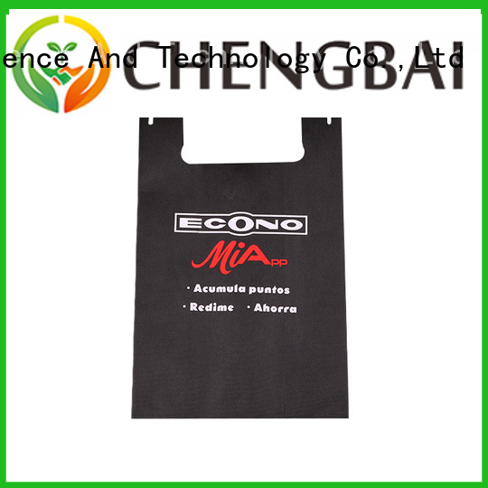 Chengbai customized jute bags bulk purchase for promotion