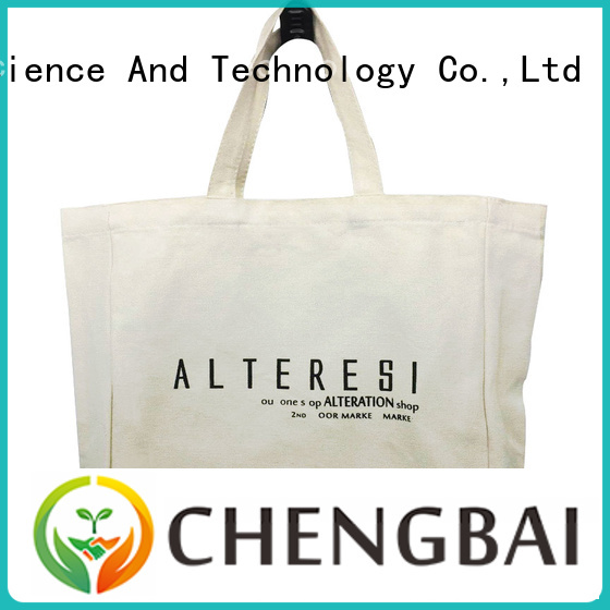 Chengbai reusable non-woven bags leading manufacturer