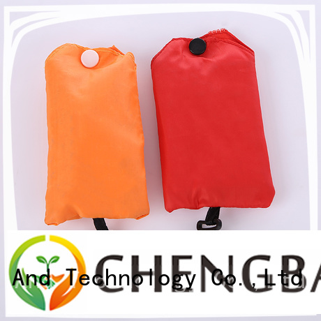 Chengbai trendy designs polyester tote bag Supply for advertising