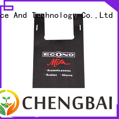 reusable shopping bags eco-friendly for daily necessities Chengbai