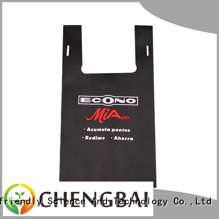 reusable non-woven bags eco-friendly leading manufacturer for daily necessities