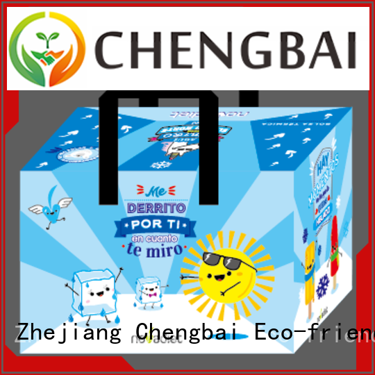 Chengbai Wholesale waterproof cooler bag one-stop service supplier for daily necessities