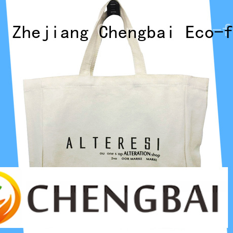 Chengbai eco-friendly non-woven bags leading manufacturer