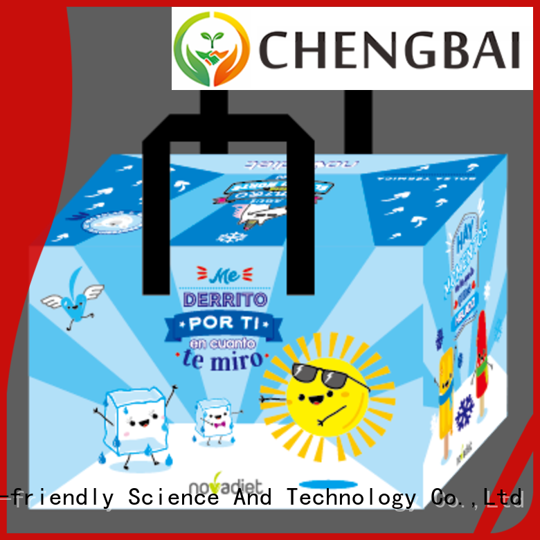 Chengbai Latest aluminium foil cooler bag source now for packing