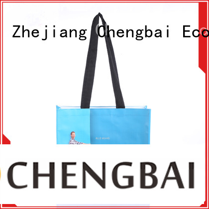 Chengbai Wholesale pp woven sack bags exporter for packing