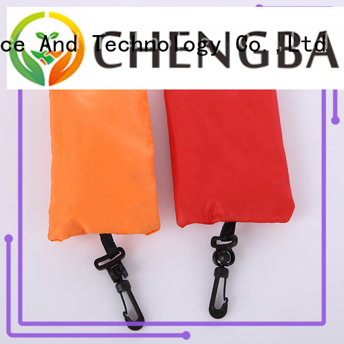 Chengbai polyester bag polyester factory directly sale for daily necessities
