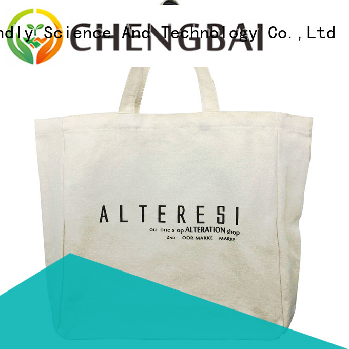 Chengbai eco-friendly non-woven bags leading manufacturer for packing