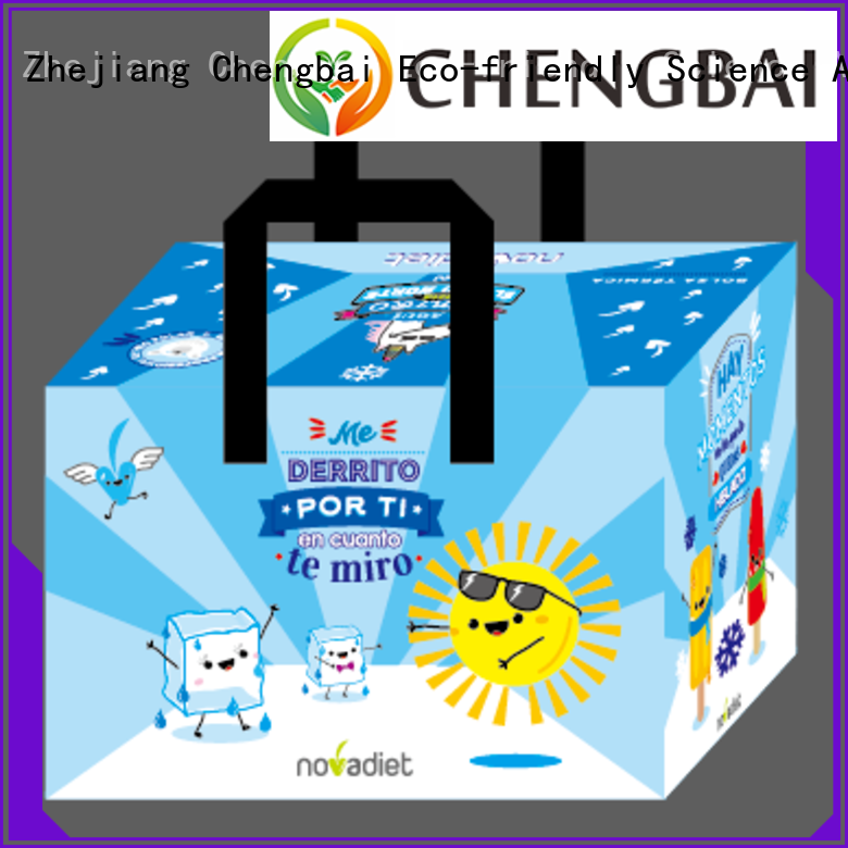 Chengbai durable insulated cooler bags one-stop service supplier for daily necessities