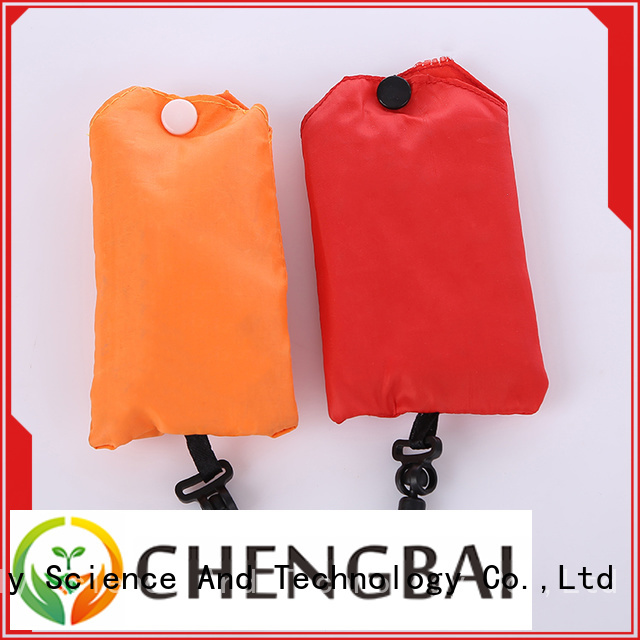 polyester tote bag size from China for packing