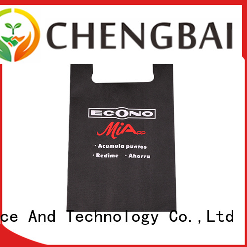 custom non-woven bags eco-friendly leading manufacturer for packing