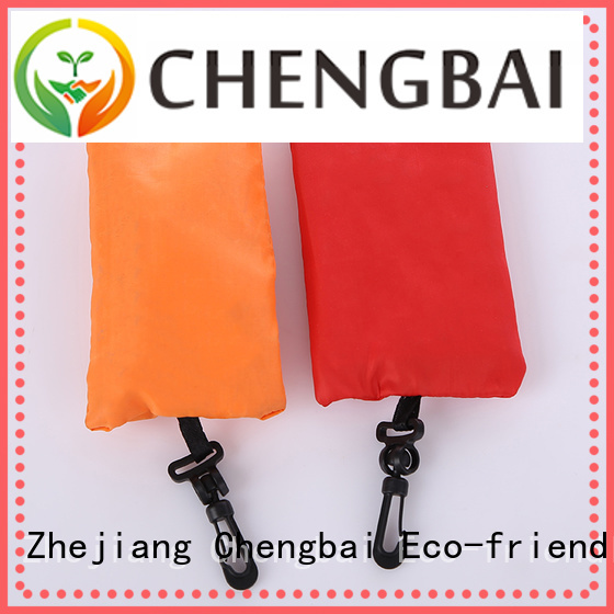 Chengbai 190t polyester carry bags Suppliers for packing