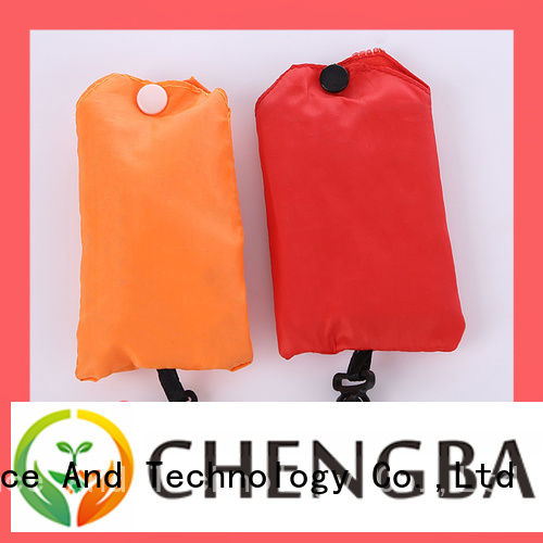 Chengbai Best polyester tote bags wholesale company for promotion