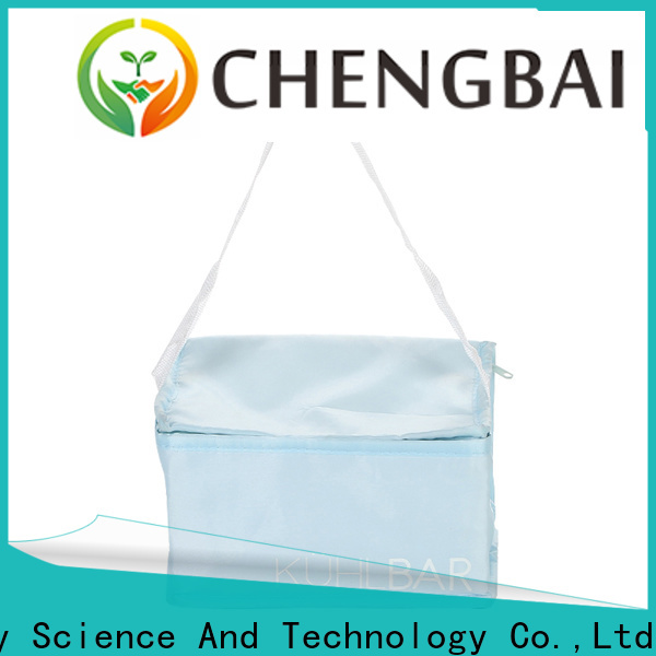 Chengbai non promotional cooler bags source now for daily necessities