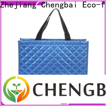 Chengbai waterproof automatic non woven bag making machine request for quote for shopping