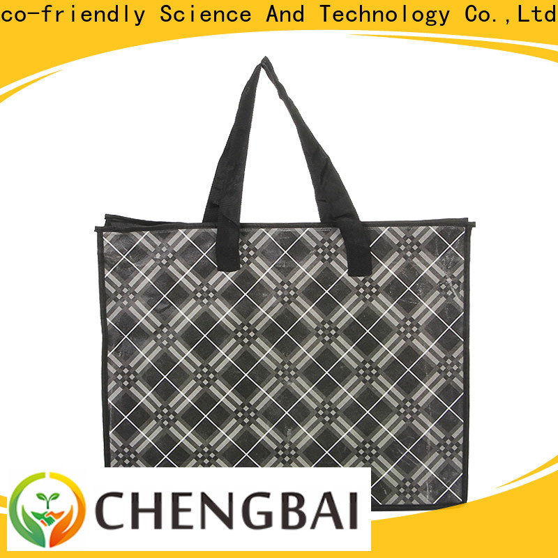 China biodegradable shopping bags style Supply for packing