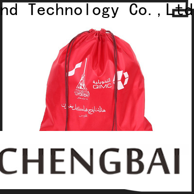 Top polyester bag printed factory for promotion