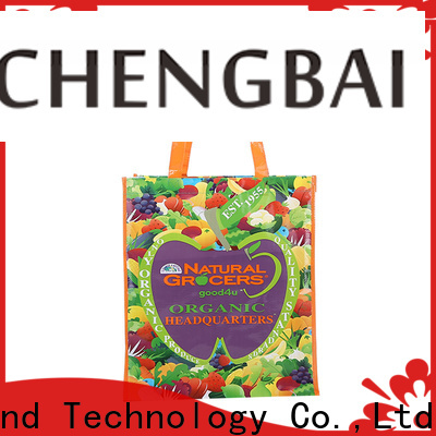 eco-friendly pp woven fabric bags fashion exporter for daily necessities