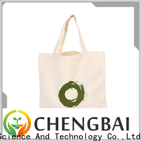 fashion custom printed canvas bags ecofriendly Suppliers for gift