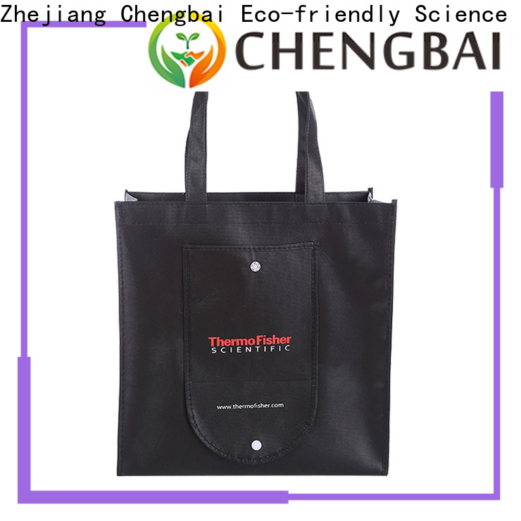 High-quality cotton bags woven factory for packing