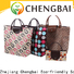 Top waterproof shopping bag printing Suppliers for daily necessities