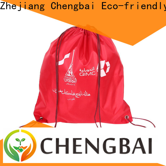 Chengbai polyester polyester bag waterproof personalized for daily necessities