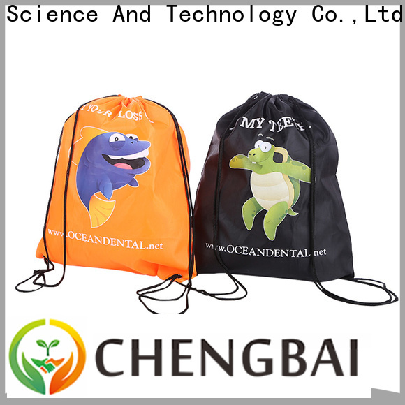 Chengbai customized polyester shopping bags for business for shopping