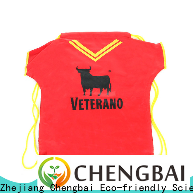 Chengbai High-quality tote bag polyester for business for advertising