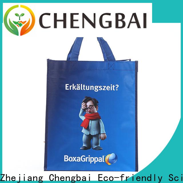 Chengbai Best non woven bag supplier bulk purchase for promotion