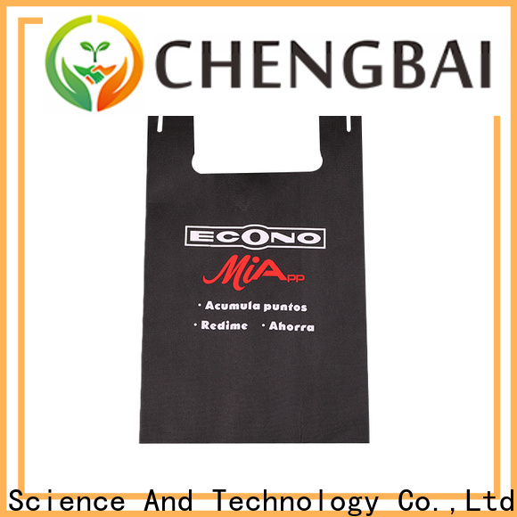 custom non-woven bags eco-friendly leading manufacturer for daily necessities