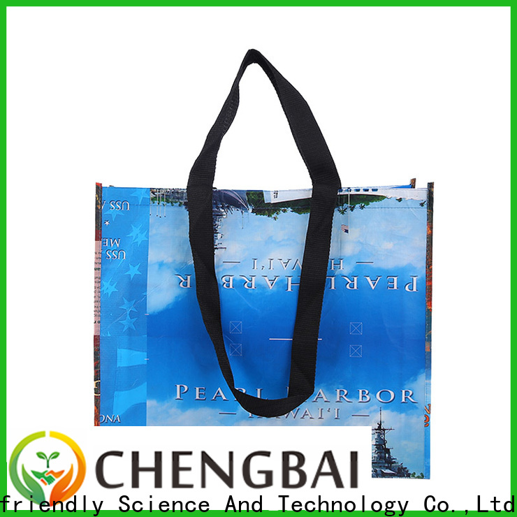Chengbai seal non woven bag malaysia request for quote for shopping