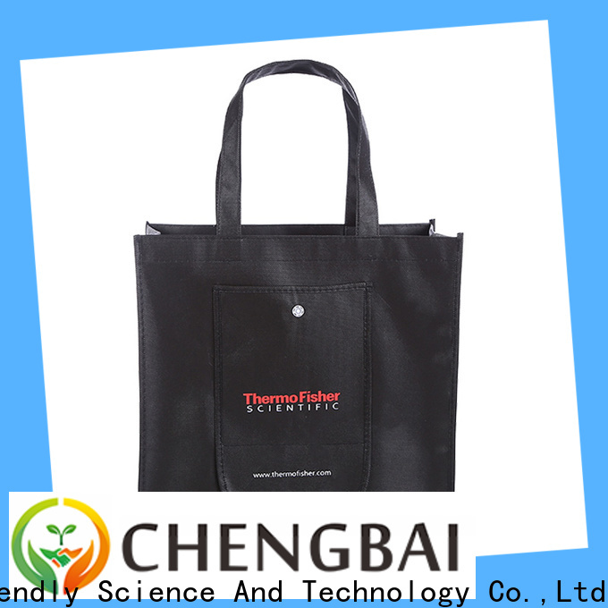 Chengbai Wholesale personalized non woven bags factory for packing