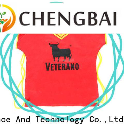 Chengbai Best 600d polyester bag for business for packing