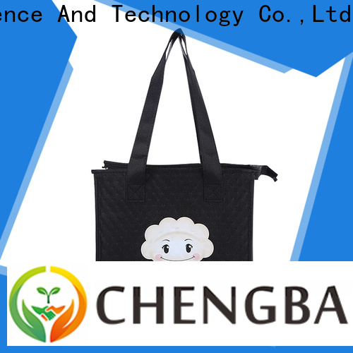Chengbai digital printing ice cooler bag get quotes for daily necessities