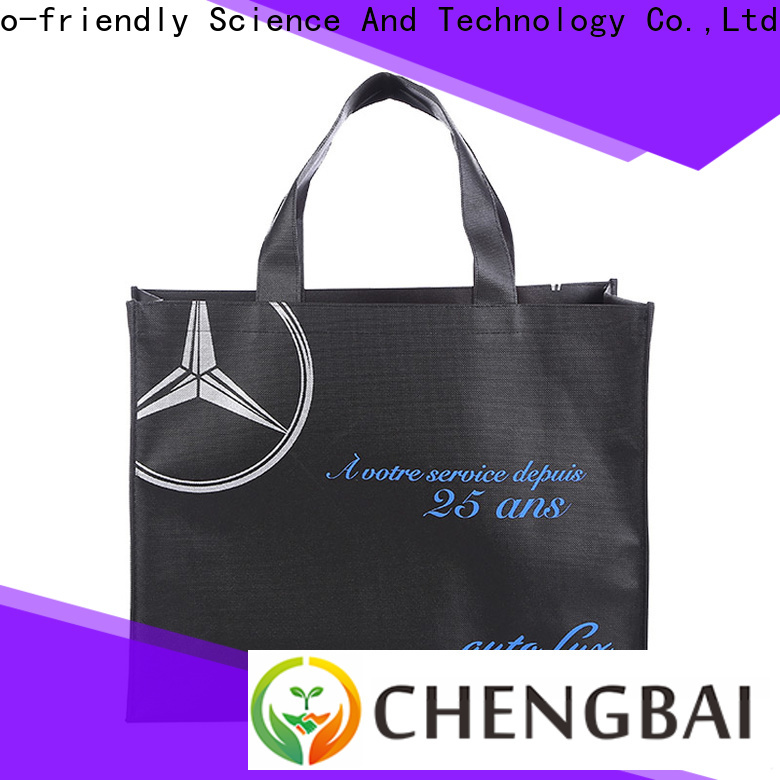 Chengbai foil woven sack bag bulk purchase for advertising