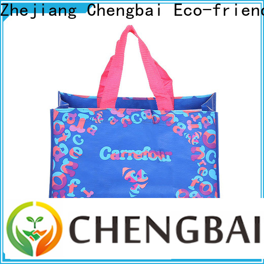 High-quality pp woven sack bags fashion for business for packing