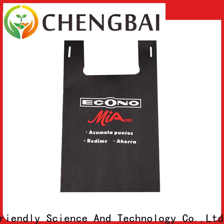 Chengbai Top poly woven bags bulk purchase for shopping