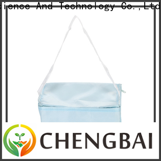 Chengbai low moq aluminium foil cooler bag fast delivery for packing