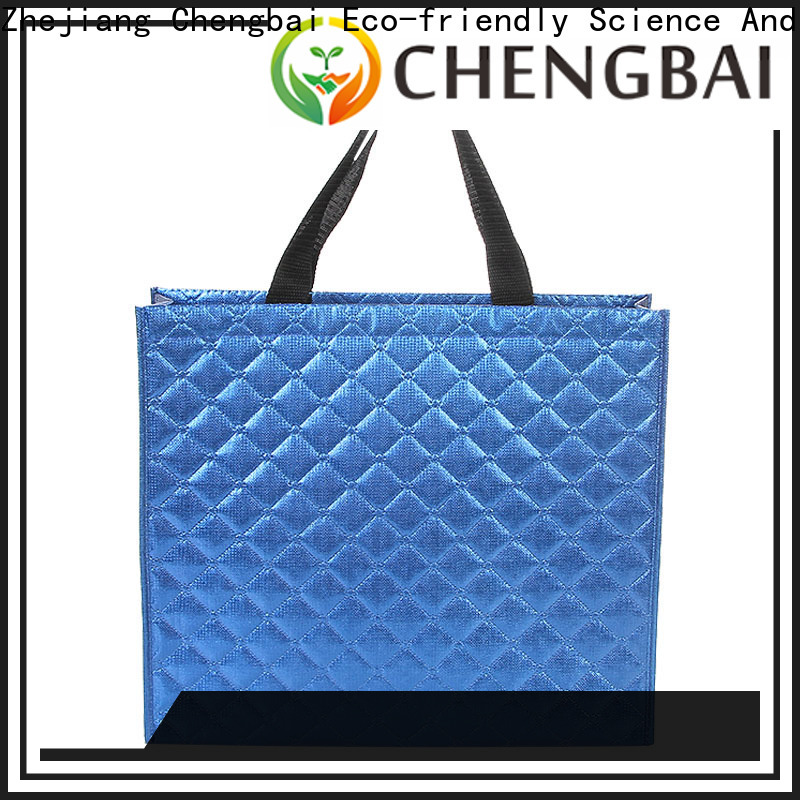 Chengbai portable what is non woven polypropylene request for quote for advertising