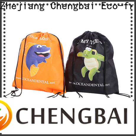 Chengbai bag polyester tote bags wholesale Supply for packing
