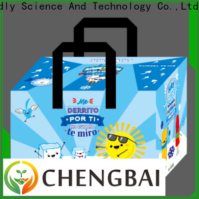 Chengbai outdoor carry cooler bag source now for packing