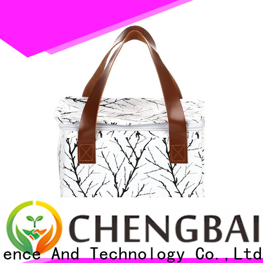 Wholesale beach cooler bag colored fast delivery for packing