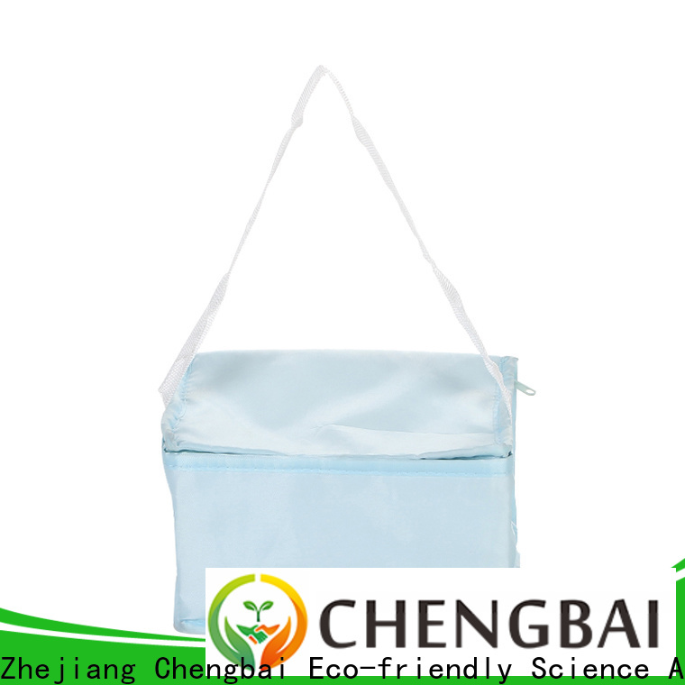 lunch cooler bag zipper fast delivery for daily necessities