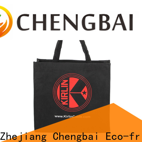 Chengbai fashion cotton drawstring bags win-win cooperation for daily using