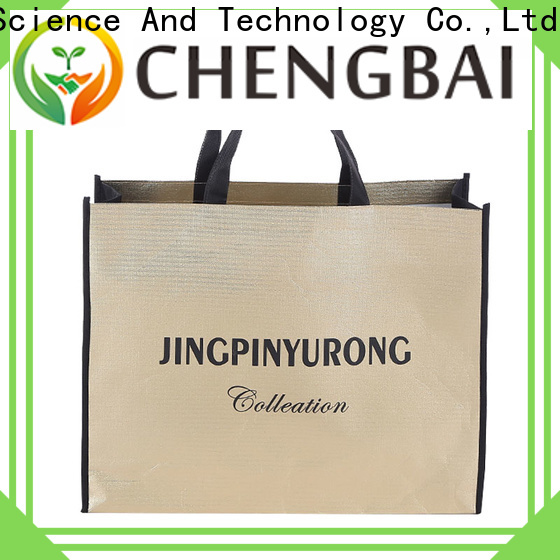 Custom difference between woven and nonwoven fabric foil bulk purchase for packing