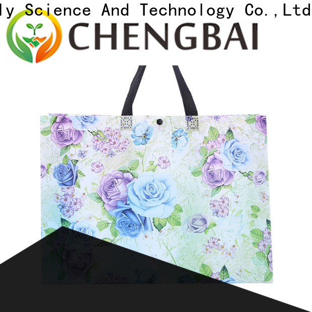 Chengbai Custom non woven cloth wholesale for packing