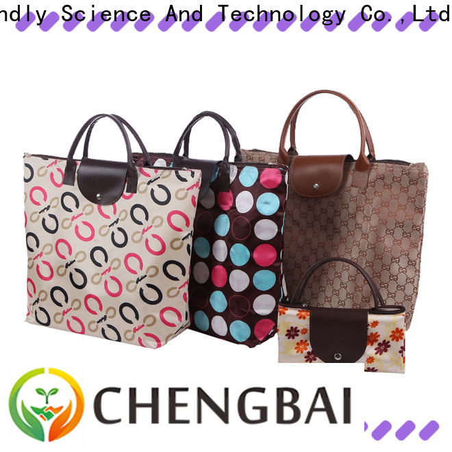 Latest eco friendly shopping bags style Supply for packing