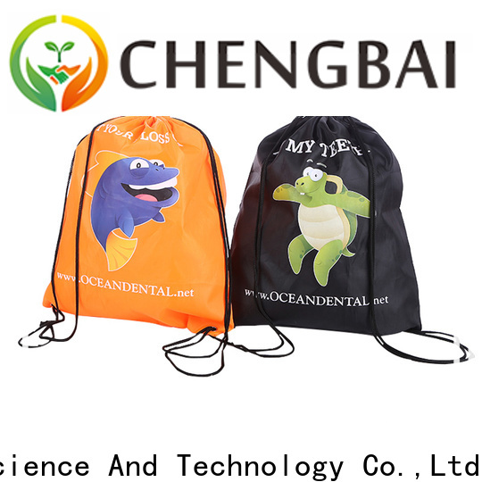 Chengbai different polyester bags wholesale from China for daily necessities