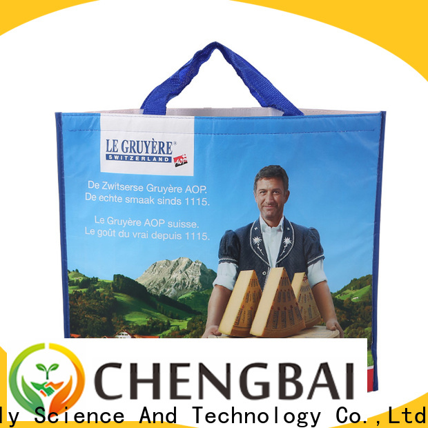 Chengbai Custom custom cooler bags source now for daily necessities