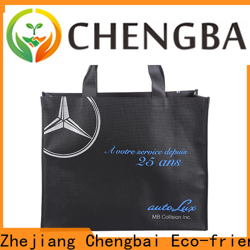 Chengbai size non woven paper bag request for quote for packing
