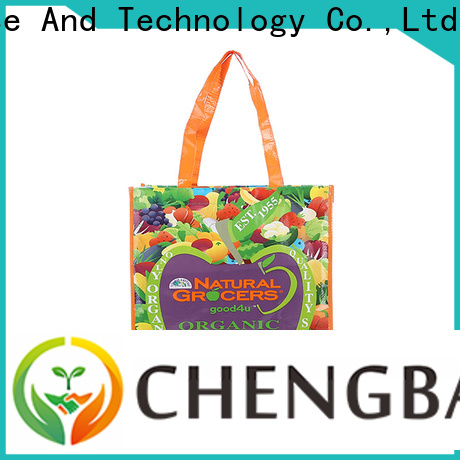 Chengbai Wholesale pp woven bags china for business for packing